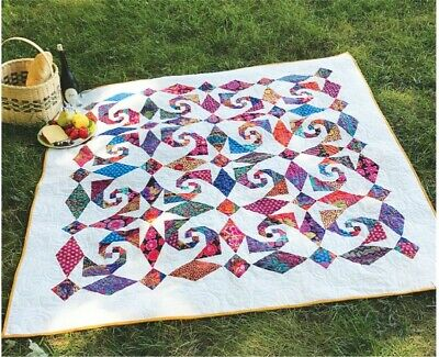 Snails Trail Al Fresco Quilt Pattern