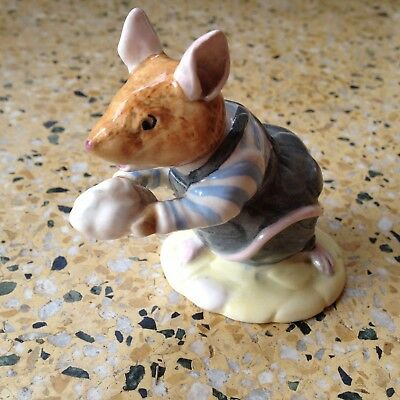 Royal Doulton TEASEL from the Brambly Hedge Gift Collection 1987 Jill Barklem