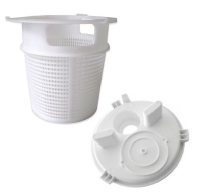 Poolrite Skimmer Package - Basket & Vacuum Plate S2500 MKll - Pool & Spa