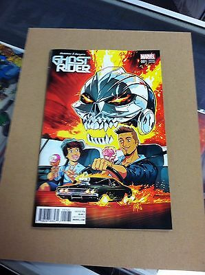 Ghost Rider #1 variant.First printing.