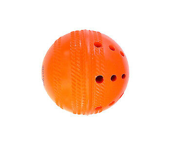 SpingBall - Cricket Ball that Spins and Swings (Yellow)