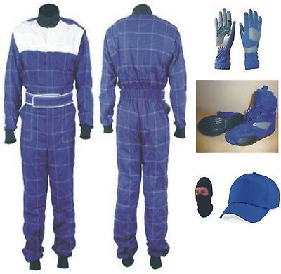 Go Kart Race Suit