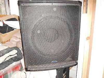 pa sub woofer speakers