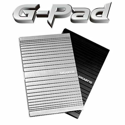 "Gigabyte G-Pad Notebook Cooler - Foldable Aluminium,12-13"" Notebooks  Black"