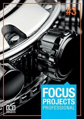 Focus Projects 3 professional (Win & Mac)