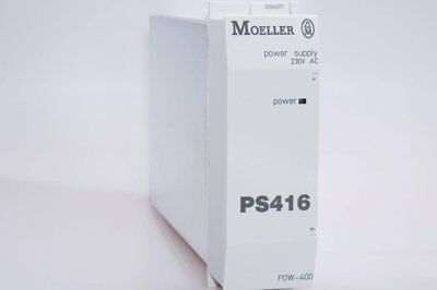 MOELLER PS416  POW-400  Power supply / Stromversorgung  230V AC .