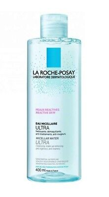 LA ROCHE-POSAY - Micellar Water ULTRA REACTIVE Skin 400ml - Cleansing - Anti-Red