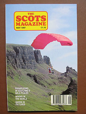 SCOTS MAGAZINE May 1997 - Barra - Mining in the Orchils - Campbells of Canna