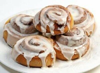 Cinnamon Buns Fragrance Oil Candle Making Supplies FREE SHIPPING
