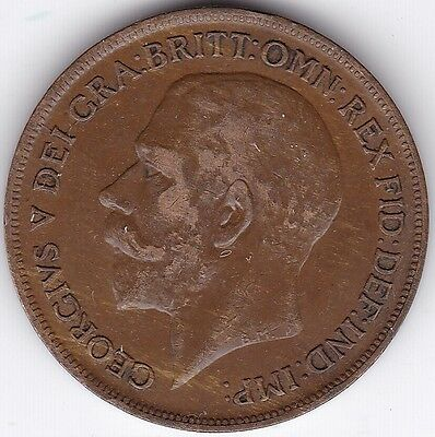 1921 George V Penny***Collectors*** (1)