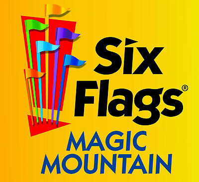 Six Flags Magic Mountain California Tickets $55 A Promo Discount Tool