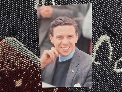 Motorsport Postcard - Jim Clark - Grand Prix Driver