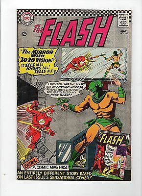 The Flash #161 (May 1966, DC) - Fine
