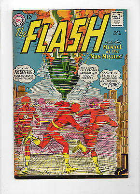 The Flash #144 (May 1964, DC) - Very Good/Fine