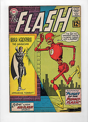 The Flash #133 (Dec 1962, DC) - Fine