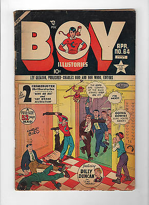 Boy Comics #64 (Apr 1951, Lev Gleason) - Good-