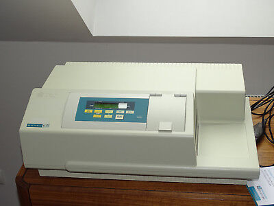 Molecular Devices SpectraMax Plus 384 Absorbance Microplate Reader + SoftMax Pro