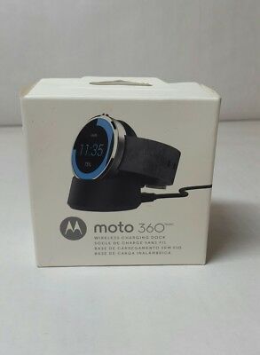 Genuine Motorola Moto 360 Wireless Charging Dock for Moto 360 K6