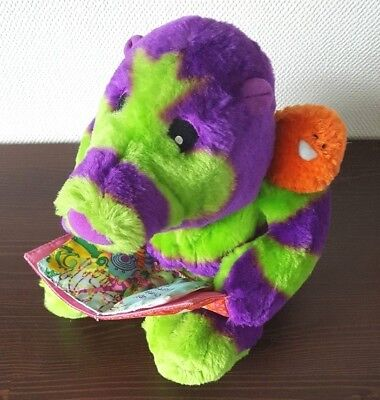 Fimbles Storytime Roly Mo & Ribble Sings Moves Talks Soft Plush Toy 23cm (2002)