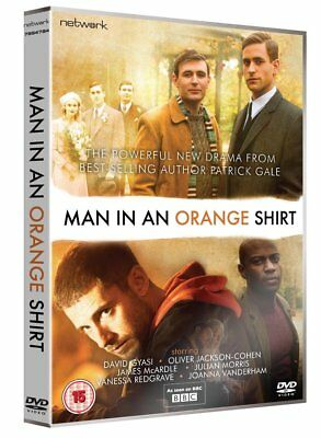 MAN IN AN ORANGE SHIRT the complete BBC series. Gay interest. New sealed DVD.