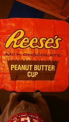 Jumbo Reese's Peanut Butter Cup Vinyl Air  Inflatable
