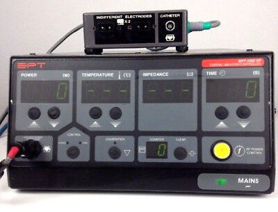 Boston Scientific EPT 1000XP Cardiac Ablation Controller With Extra Power 110VAC