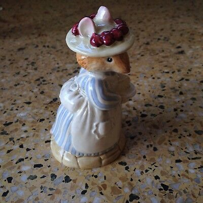 Royal Doulton Mrs Apple from the Brambley Hedge gift collection J Barklem 1982