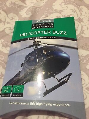 Helicopter Gift Experience
