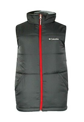 """New Boys Columbia """"Ice Chips"""" Insulated Reversible Vest"""