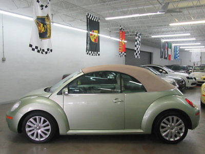 2008 Volkswagen Beetle-New 2dr Automatic SE 1 OWNER CLEAN CARFAX FLORIDA GARAGE KEPT CAR GECKO GREEN AUTOMATIC $8500 OBO