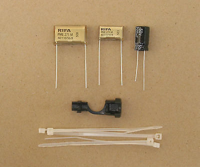 Acorn BBC Micro Model B & Master 128 high quality capacitor kit + extras