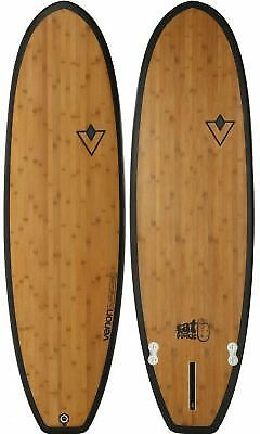 Planche De Surf Venon Fat Pickle Bamboo 6'4""