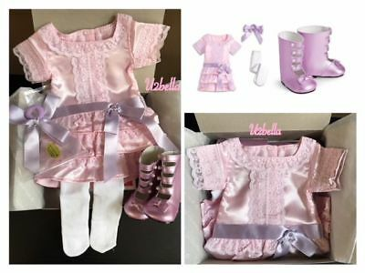 American Girl Samantha's Frilly Frock Dolls BeForever NEW in Box NO DOLL
