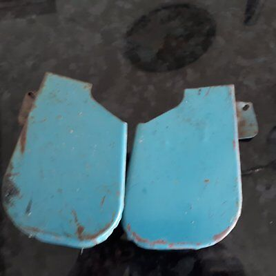 1960 Impala/Biscayne rear deck hinge covers