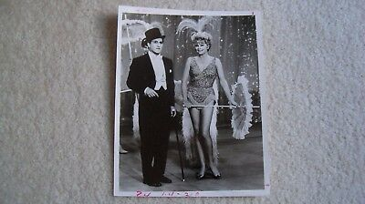 1959 Danny Thomas Lucille Ball press photo Make Room for Daddy