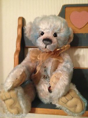 Charlie Bears WORDSWORTH  2012 Isabelle Mohair Collection FREE US SHIP
