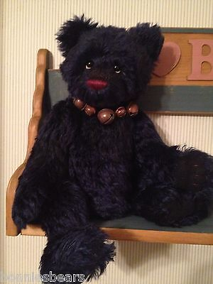 Charlie Bears ATLANTIC 2012 Isabelle Mohair Collection FREE US SHIP