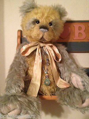 Charlie Bears BLYTON 2012 Isabelle Mohair Collection FREE US SHIP