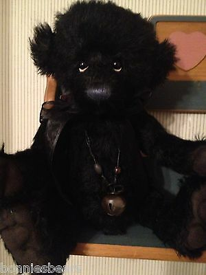 Charlie Bears COLERIDGE 2012 Isabelle Mohair Collection FREE US SHIP