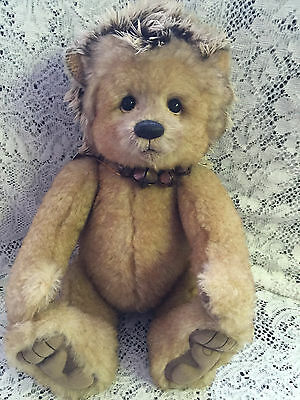 Charlie Bears Prickle 2013 Isabelle Mohair Collection FREE US SHIP