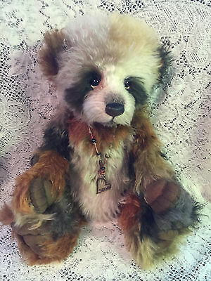 Charlie Bears ISABELLE MASTERPIECE 2015 Isabelle Mohair Collection FREE US SHIP