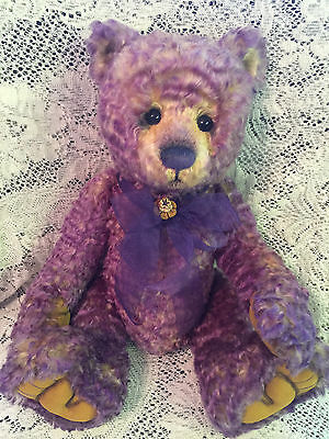 Charlie Bears BELLE 2013 Isabelle Mohair Collection FREE US SHIP