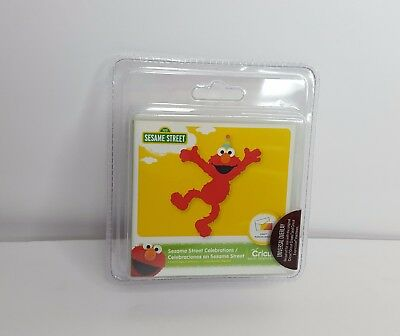 Cricut Cartridge Sesame Street Celebrations New