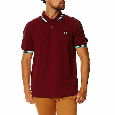 Fred Perry - Polos - bordeaux