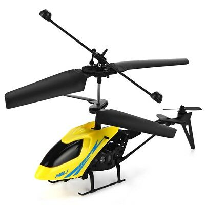 Mini RC Helicopter 901 Radio Remote Control Aircraft 2.5CH Flight Toys Kids Gift