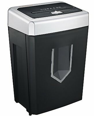 Bonsaii EverShred C169-B 14-Sheet Cross-Cut Heavy Duty Paper Shredder with 30