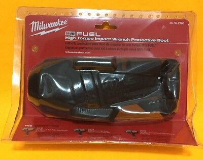 MILWAUKEE High Torque Impact Wrench Protective Boot 49-16-2763 NWT