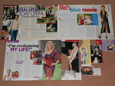 10+ MELISSA BELL Magazine Clippings