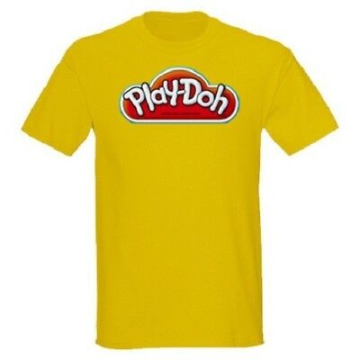 Play-Doh toy modeling clay t-shirt