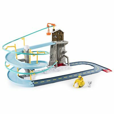 Paw Patrol Roll Patrol Rubbs Mountain Adventure Bay Rescue Track Set